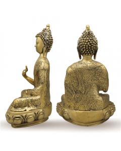 Buddha Meditation Statue (36cm)