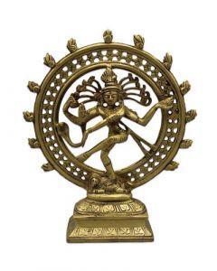 "Natraj Dancing Double Ring, 10"""
