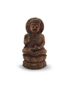 Budha spl wood 20cm