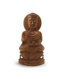 Budha spl wood 25cm
