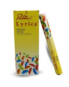 Padmini Lyrics Hexa Incense Sticks