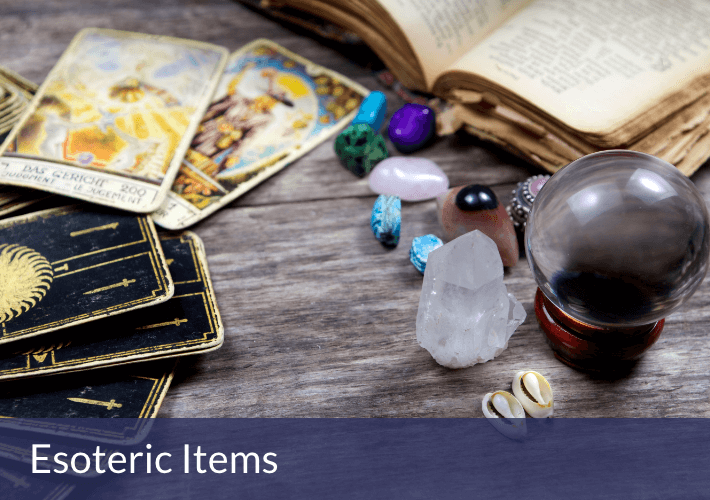 Esoteric Items
